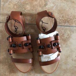 Authentic lanvin sandals